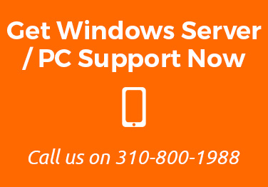 Get Windows PC-Server Support - Techonsite