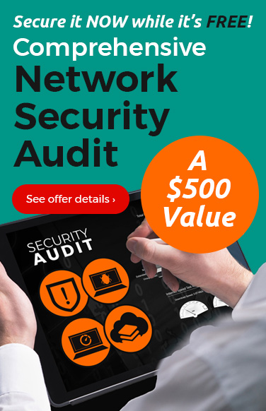 Free Network Audit - $500 value by Techonsite