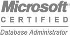 Techonsite MS Certified Database Administrator